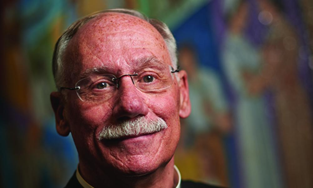 Living the Gospel in a radical way: Brother Francis Boylan, CSC