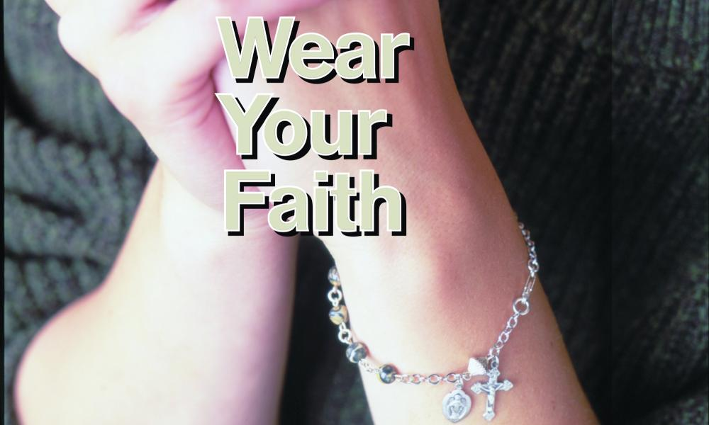 Wear your faith