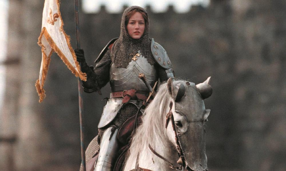 Patron saint of girl power: Joan of Arc
