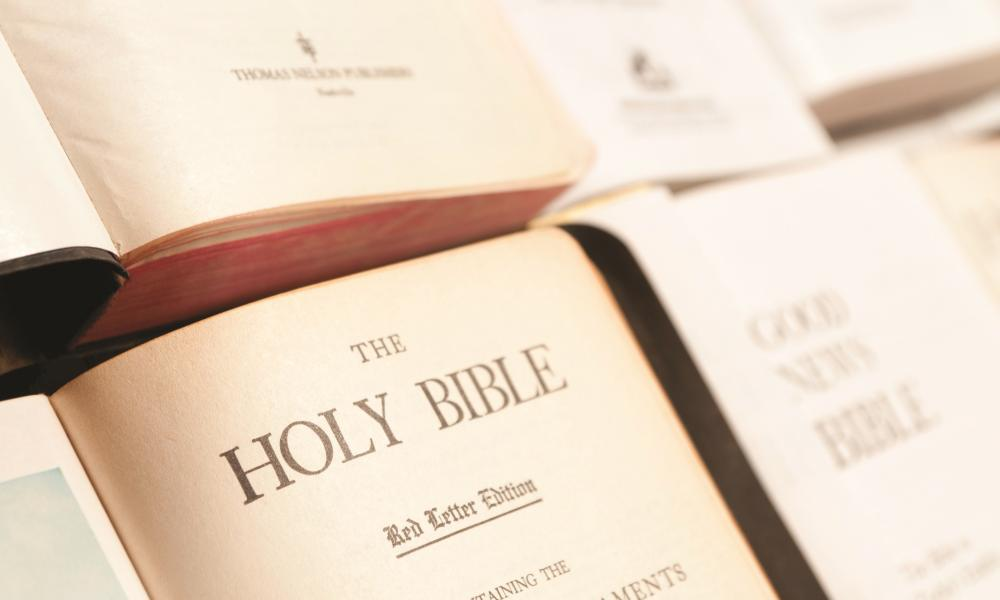 Why are there so many different Bibles?