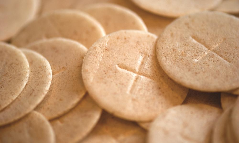 Eucharist – the source of forgiveness, healing and grace