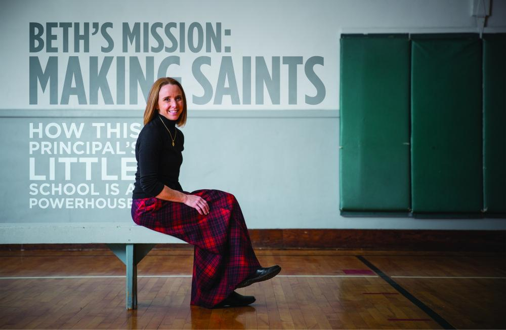 Beth's Mission: Making Saints