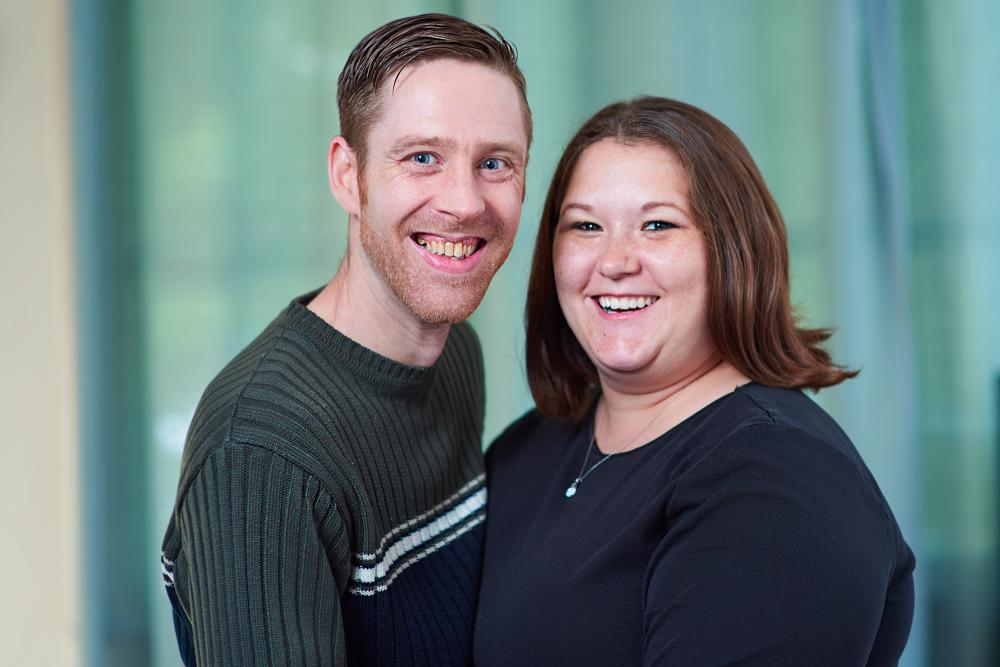 Catholic Charities counseling helped save Joe and Crystal's marriage