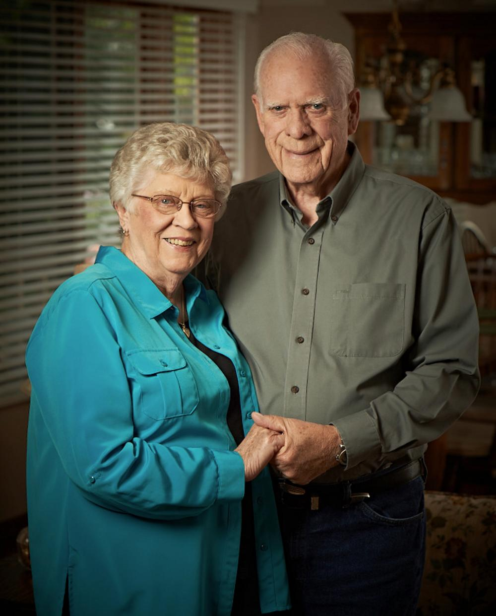 Married for life - Pat and Bob's secrets for a successful marriage
