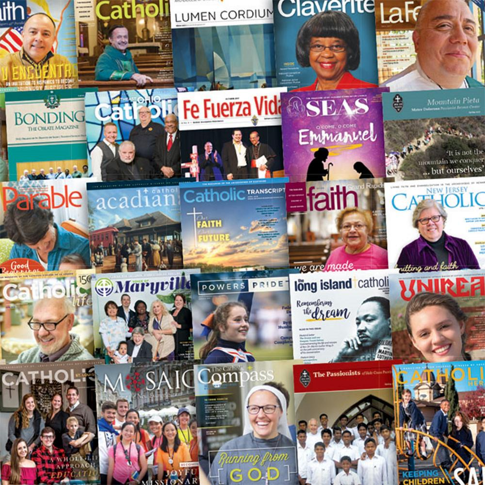 Lansing-based FAITH Catholic is now America's largest publisher of Catholic magazines