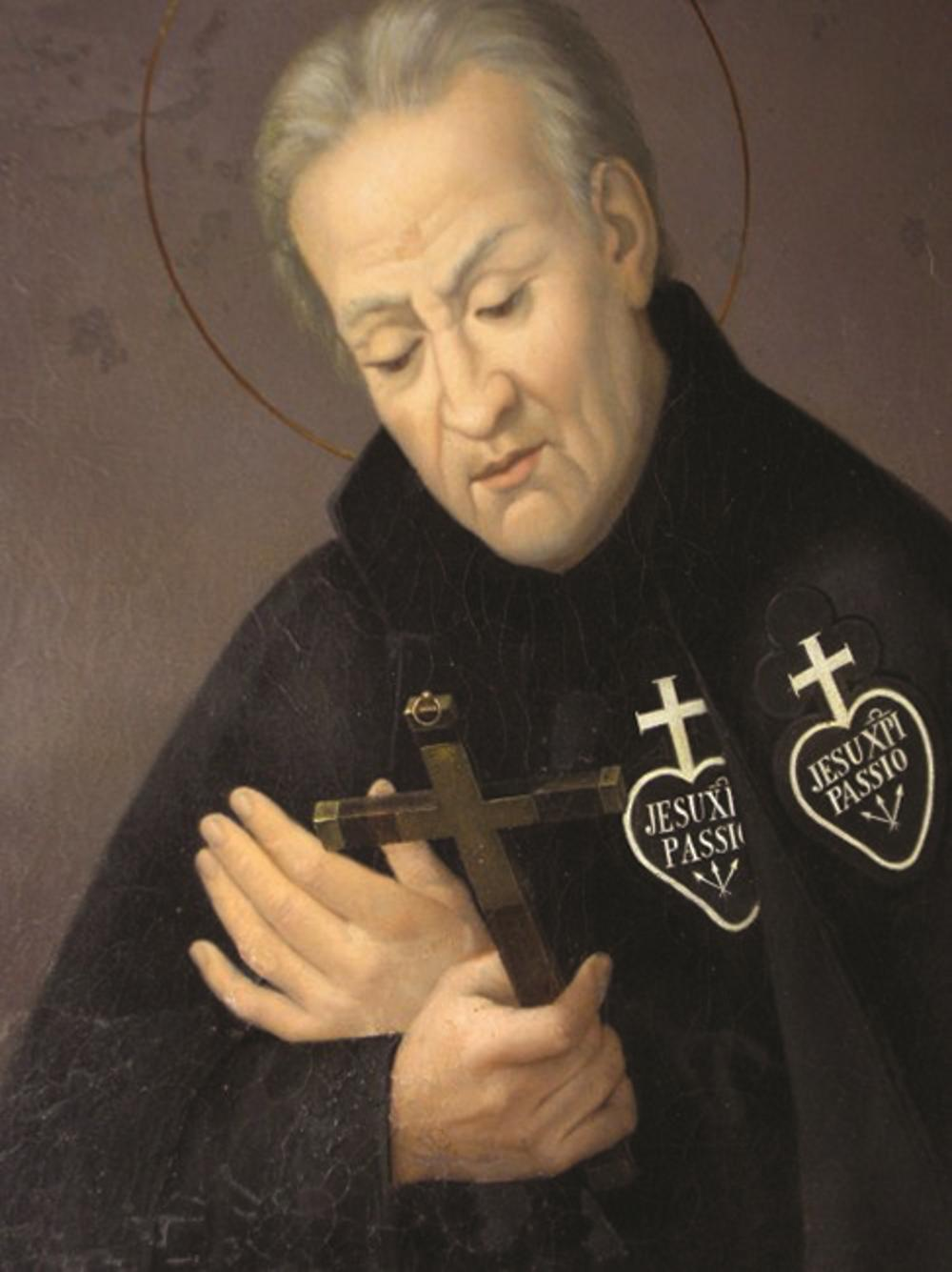 Meditate on the Passion of Christ: St. Paul of the Cross