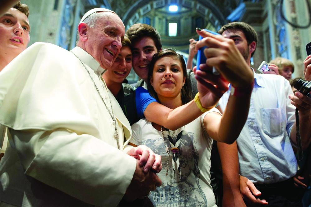 How Pope Francis inspires me (The 2014 Father Charles Irvin Essay Contest Winner)