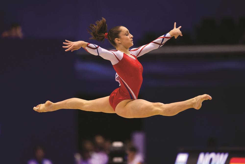 Jordyn Wieber - Olympic athlete