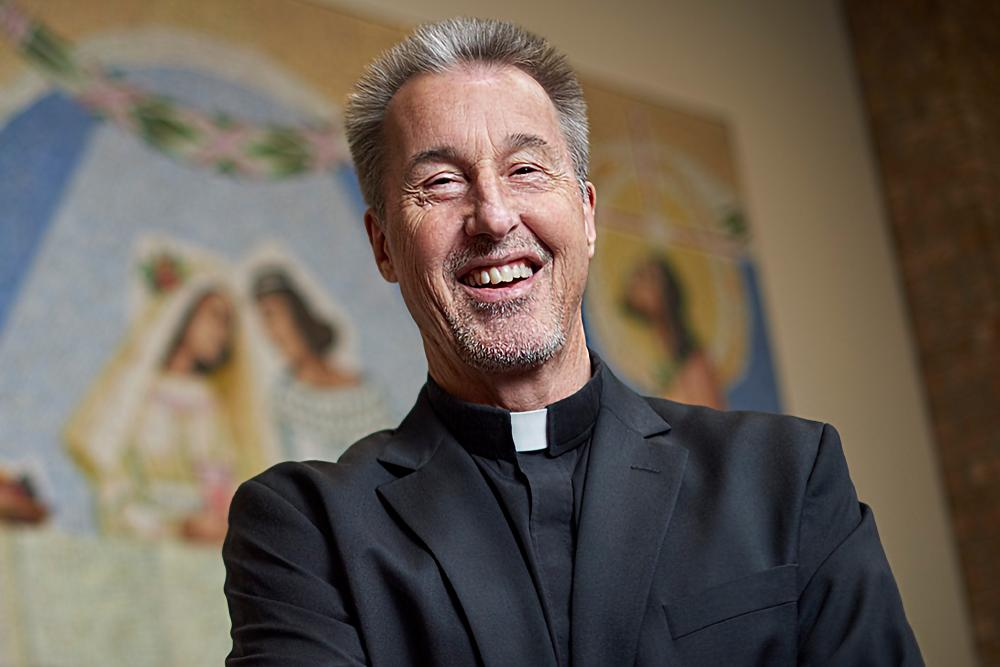 Meet Father Mike Murray