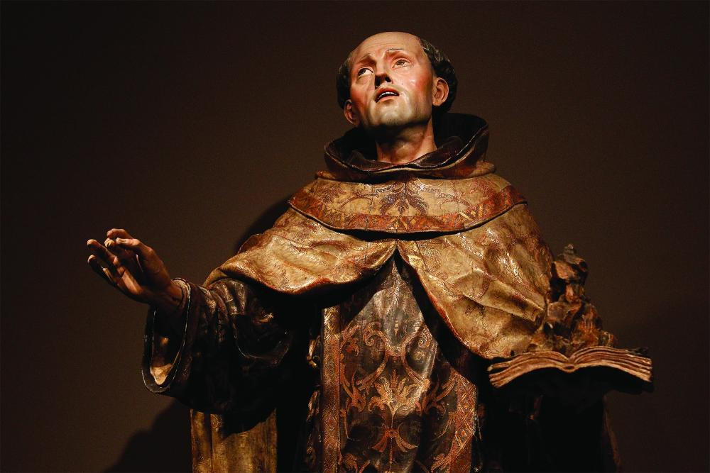 Be humble St. John of the Cross