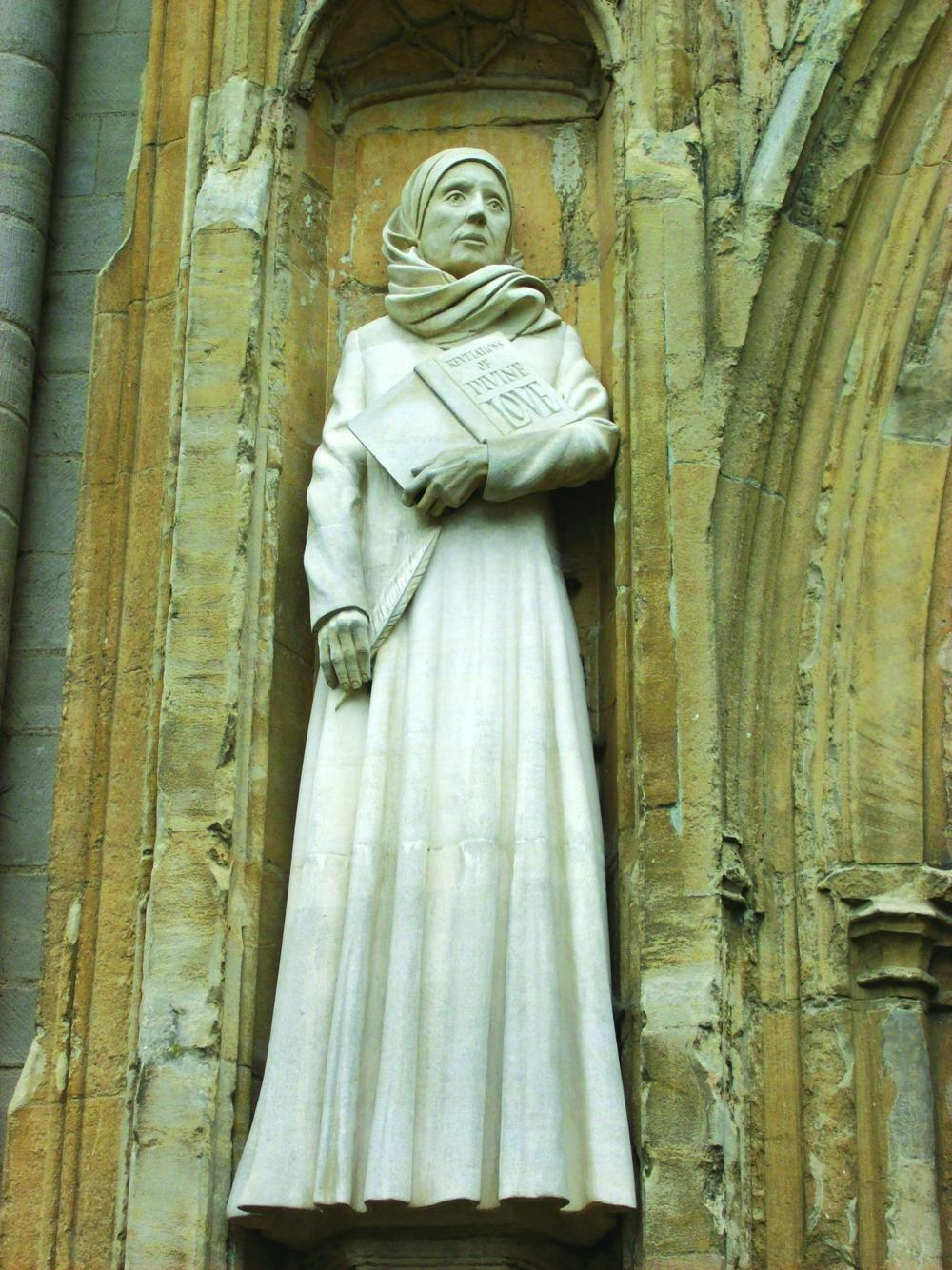 Learn from sinfulness Blessed Juliana of Norwich