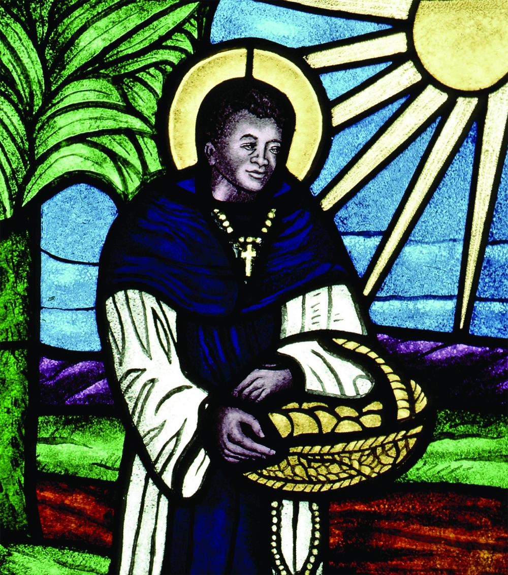Feed the Hungry, Care for the Sick St. Martin de Porres