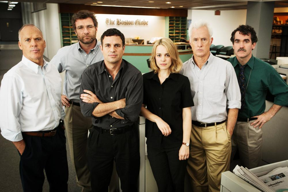 """Spotlight"" film focuses on Catholic clergy sex abuse crisis"
