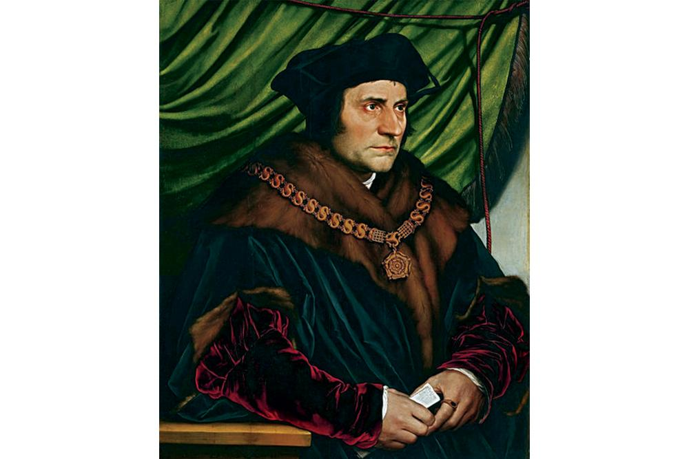 St. Thomas More: A man for all seasons