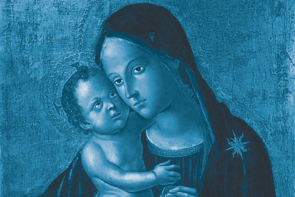 Draw closer to the blessed mother this may