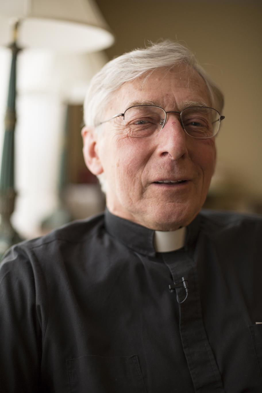 Father Fred Taggart