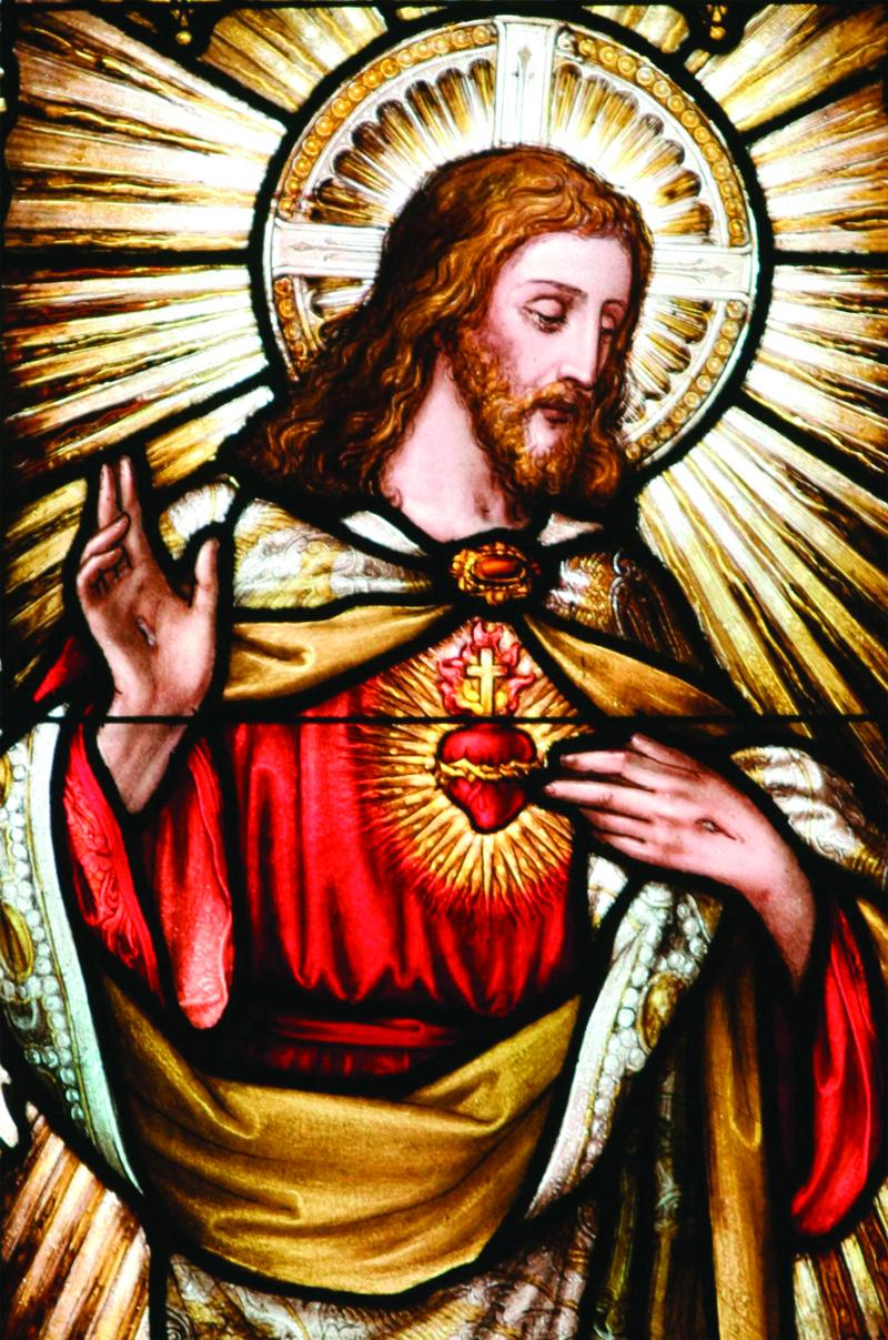 A civilization of love - the Feast of the Sacred Heart