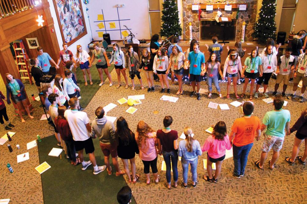 Youth Ministry highlight: DYLC