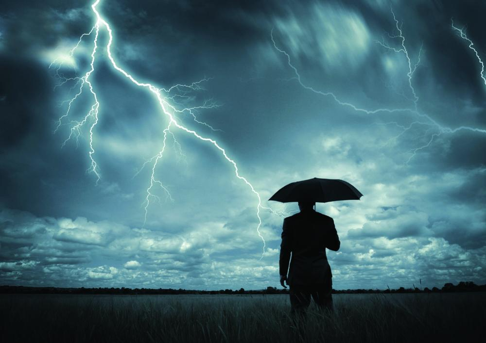 How to calm the storms in your life