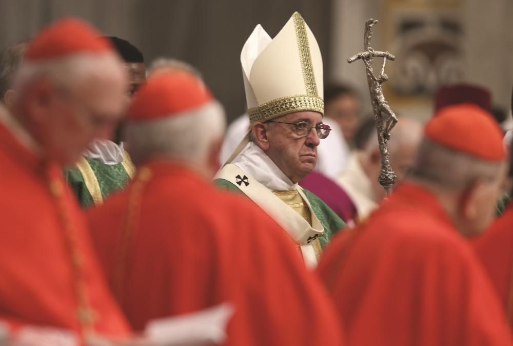 Synod of Bishops: marriage and family