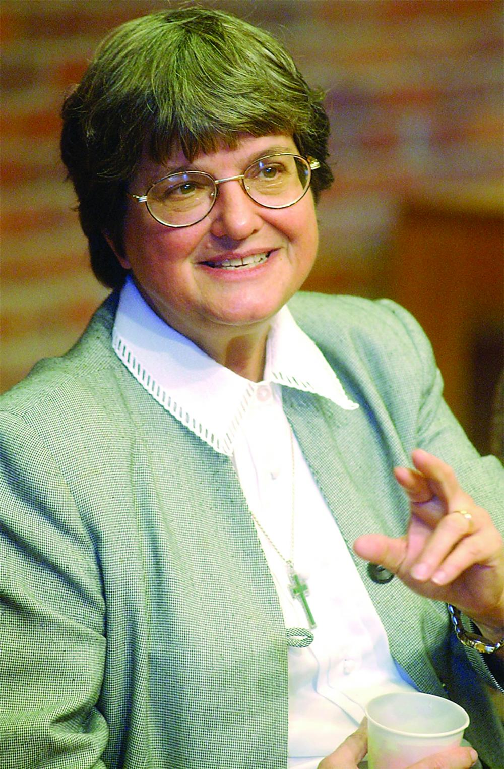"Sister Helen brings Christ to ""dead men walking"""