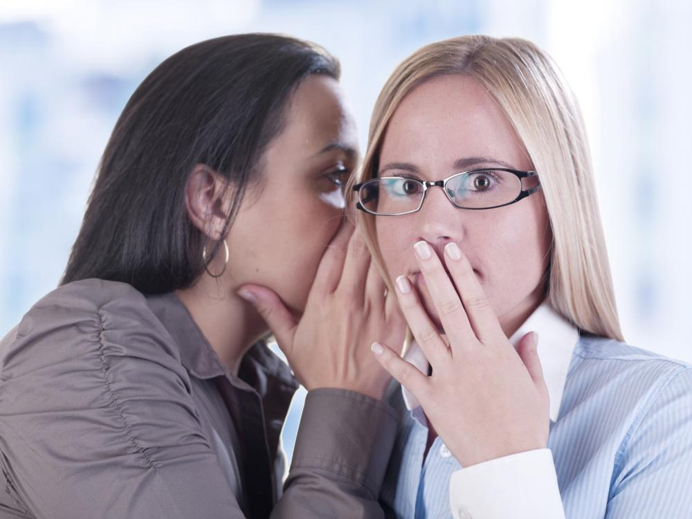 I am the victim of office gossip. What can I do about the co-worker who started the rumor?