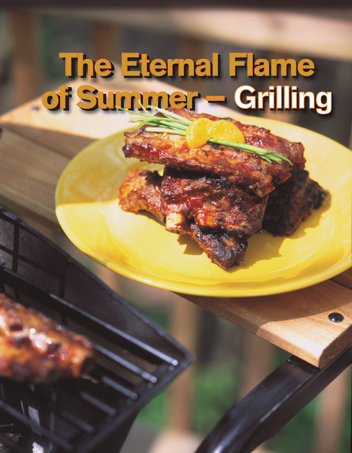 Summer Grilling: Ribs