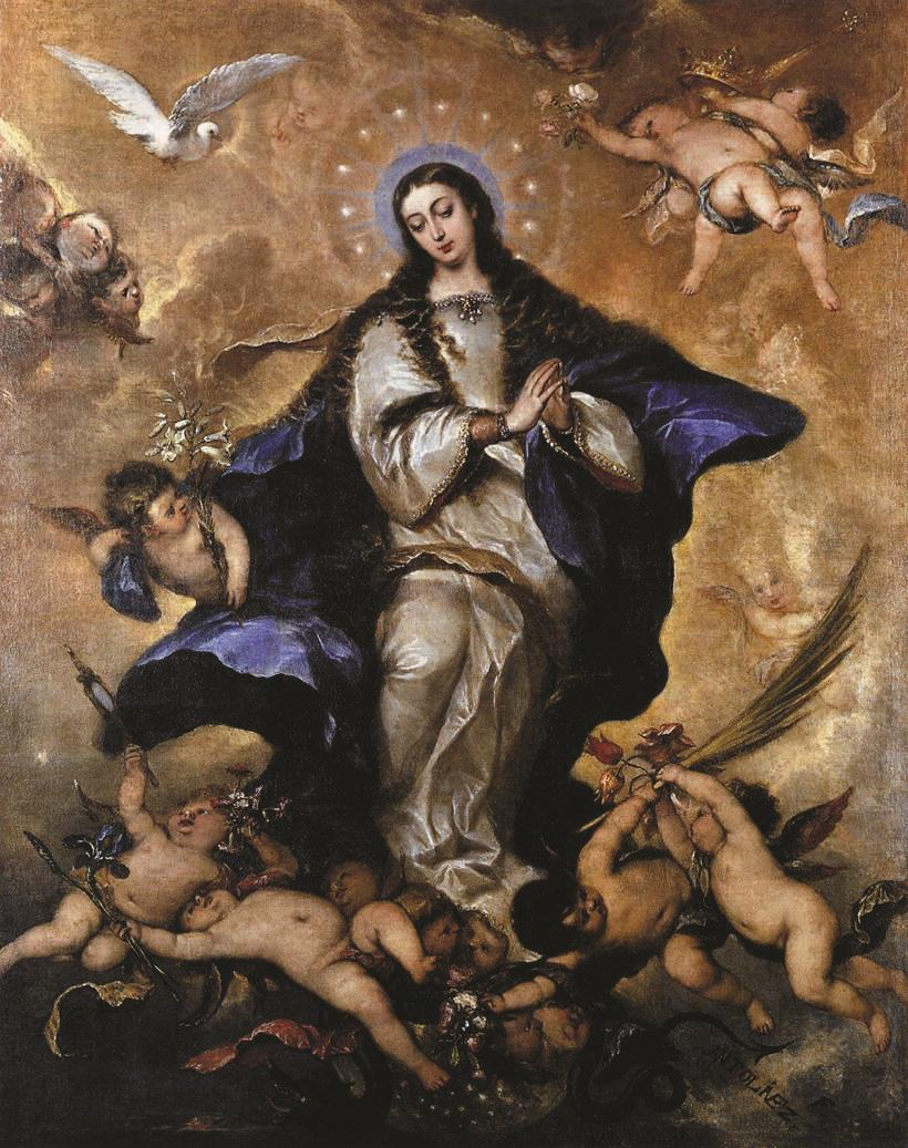 Who is the Immaculate Conception?