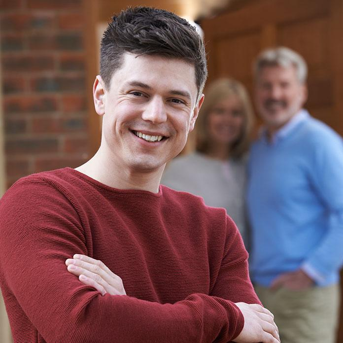 How do we set ground rules for our adult son who's moving home?
