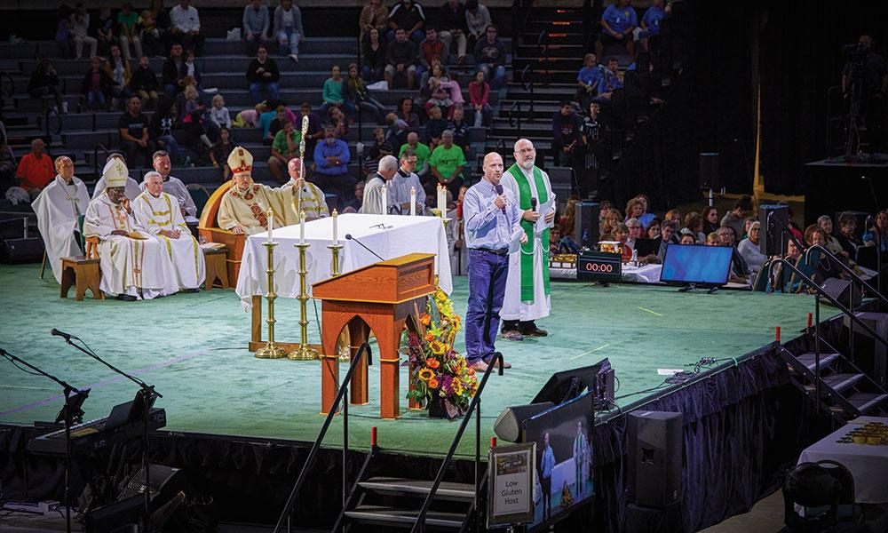 Diocesan assembly still bearing fruit with upcoming EWTN program
