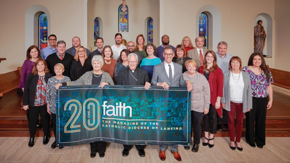 20 Years of FAITH magazine