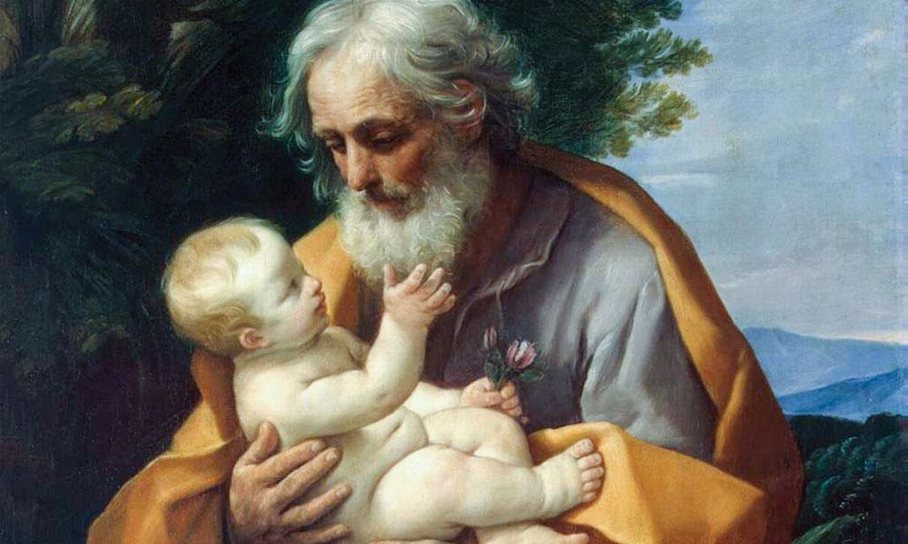 St. Joseph is a model for parenting