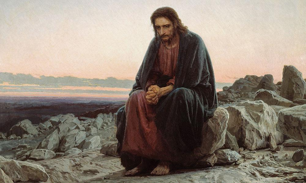 Meet Jesus in the desert this Lent