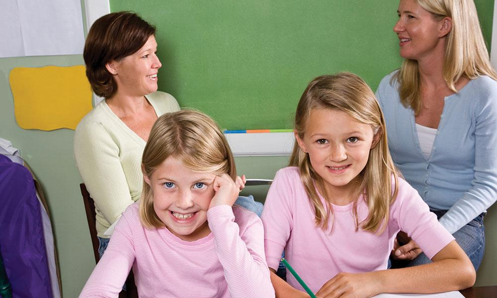 What types of questions should I ask my child's teacher?