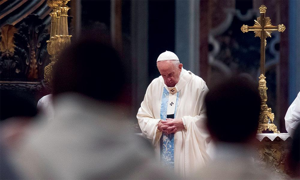 Special Report: Pope, USCCB call for dialogue in the Middle East