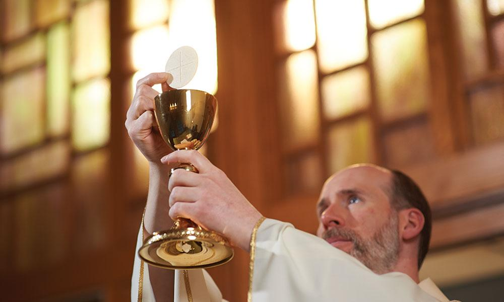 The Eucharist and the Kingdom of Heaven